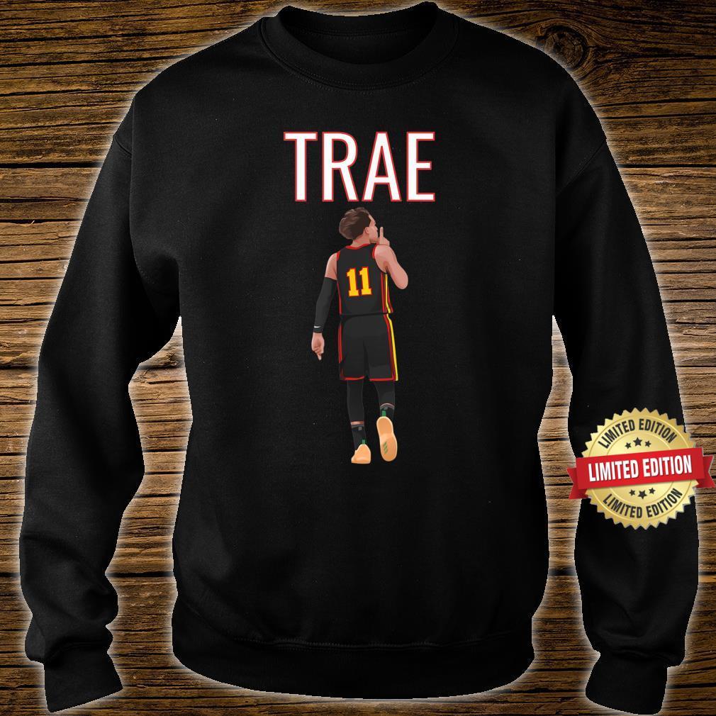 Trae Young Shhh Quiet Shirt sweater