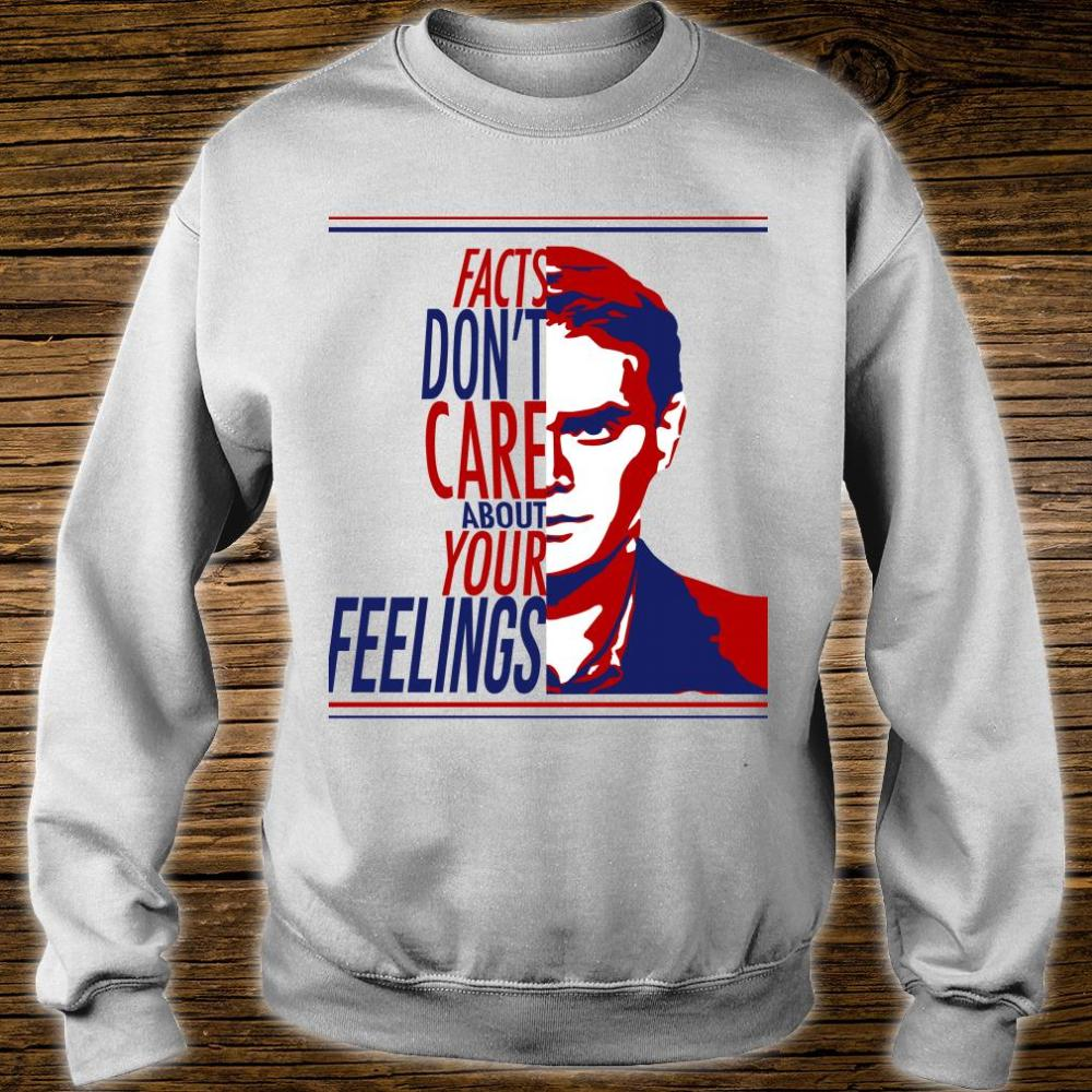 Ben Shapiro Facts don't care about your feelings shirt sweater