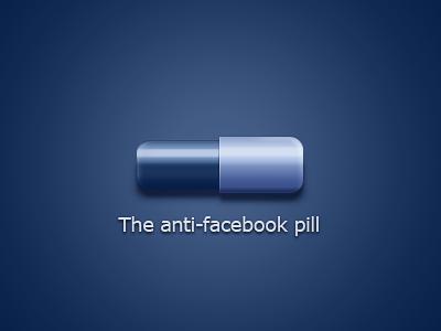 반-페이스북 알약