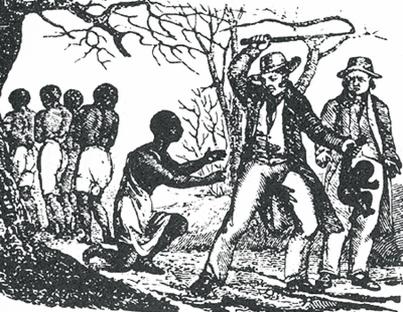1800년대 미국 사회의 모습을 담은 그림입니다