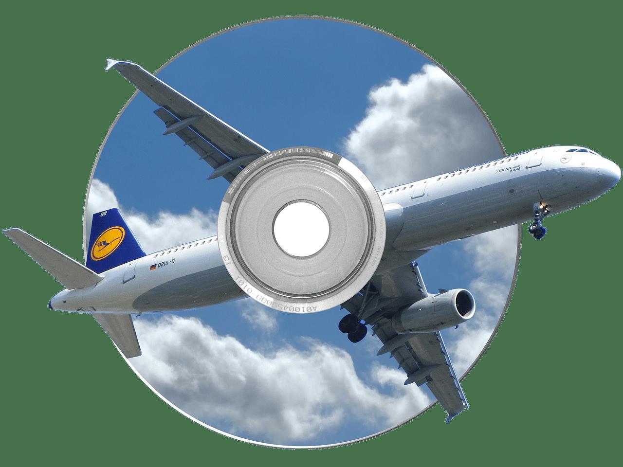 관세 비행기 수입 CD