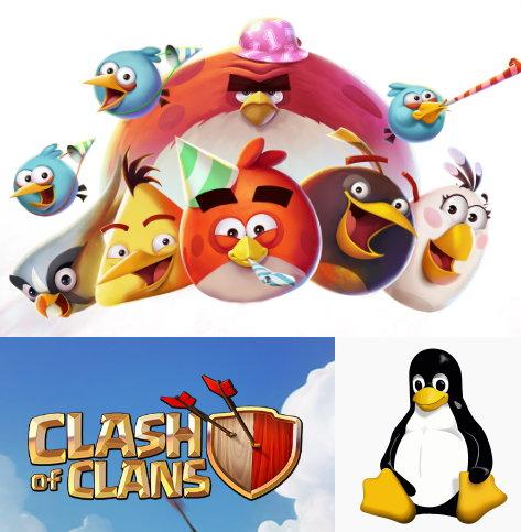 앵글리 버드와 클래쉬 오브 클랜, 그리고 위대한 리눅스를 탄생시킨 나라 핀란드.