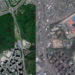 보안 처리: 구시대적 지도 검열