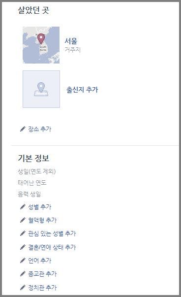 페이스북 이용자가 공개 설정한 정보만으로도 '주민번호'를 정확하게 알아낼 수 있다.