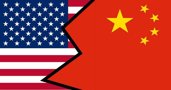 중국 미국