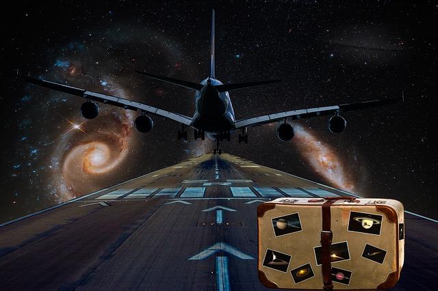 '우주의 기운'을 모아 회춘하겠다는 일념으로 '해외원정 줄기세포시술'을 받기위해 비행기에 오르는 사람들.