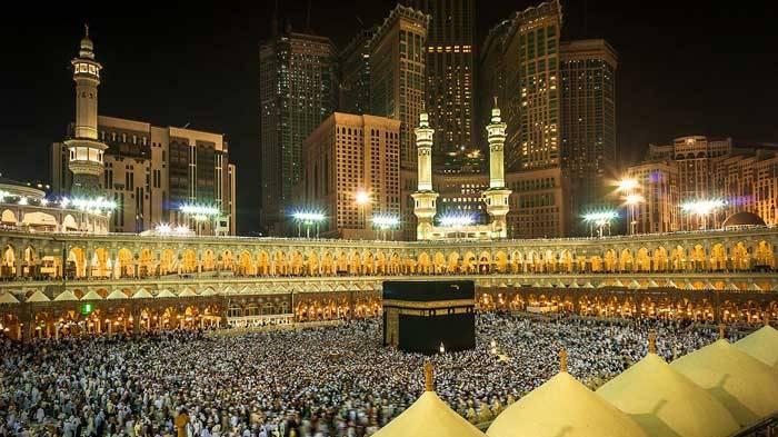 이슬람 제1의 성지, 메카 카바 신전