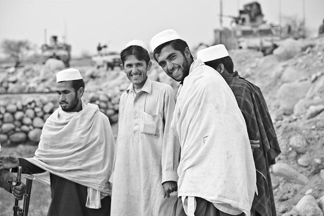 무슬림 이슬람 전쟁 남자 사람 아프카니스탄