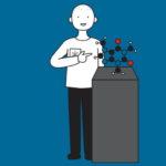무릎 꿇리고 싶은 동반자: 청년 유기화학자와의 대화