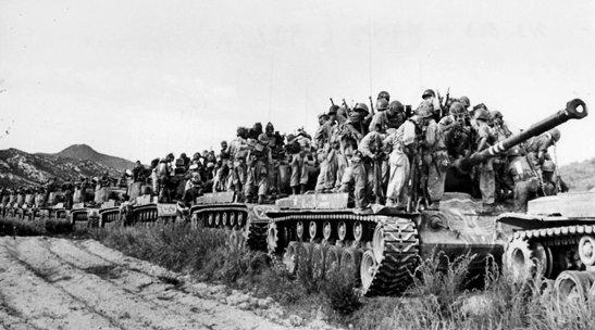 스탈린이 원했던 건 한국전쟁의 '지속'이었다. (출처 미상)