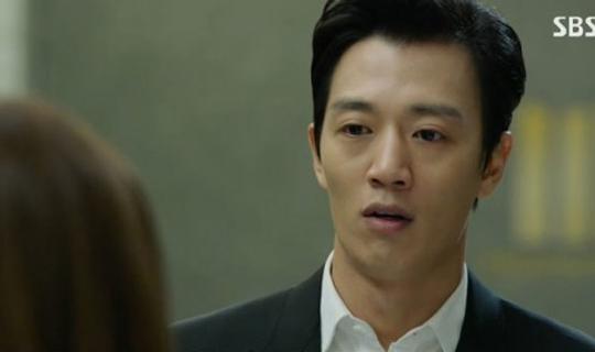 김래원은 억울하다(...) (출처: SBS 드라마 [펀치] (2014) 중 한 장면)
