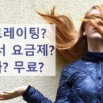 제로레이팅(스폰서 요금제) 10문 10답: 세상에 공짜 점심은 없다