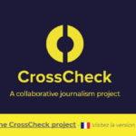 '크로스체크' 가짜뉴스 대응을 위한 협업 저널리즘 프로젝트