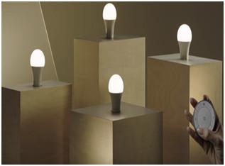 원격 조명 제어 기능을 제공하는 이케아의 스마트 라이트닝(Smart Lighting)