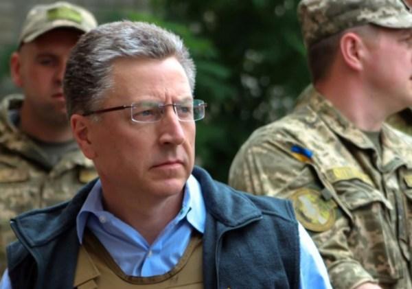 Specjalny przedstawiciel USA ds. Ukrainy zabrał głos w ...