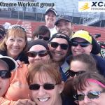 Group photo of the participants of XCELL Killer Xtreme Workout.