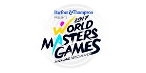 2017 World Masters Games logo