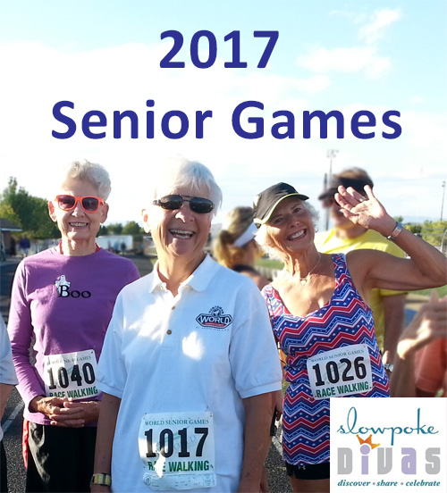 2017 Senior Games & Senior Olympics in the U.S.