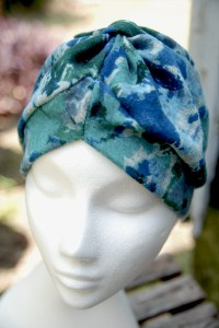 Flora Turban Hat