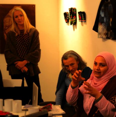A Slow Textiles Group seminar