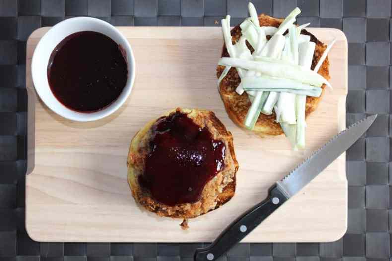 duck burger 2