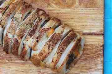 Stuffed Sausage Roll