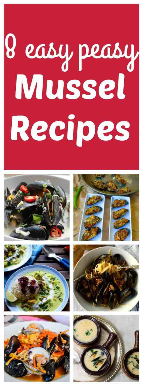 Easy Mussel Recipes