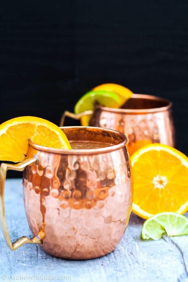 The Moscow Mule Cocktail is a classic, and it's a classic for a reason - it's easy, delicious, and has very few ingredients. And as much as I love the classic version, I do love to switch things up too. The French Mule Cocktail has the same ingredients as it's Russian cousin (are Moscow Mules even from Russia?!), with the addition of the classic French aperitif - Cointreau.