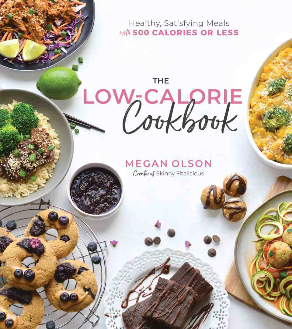 Cover of The Low Calorie cookbook by Megan Olson