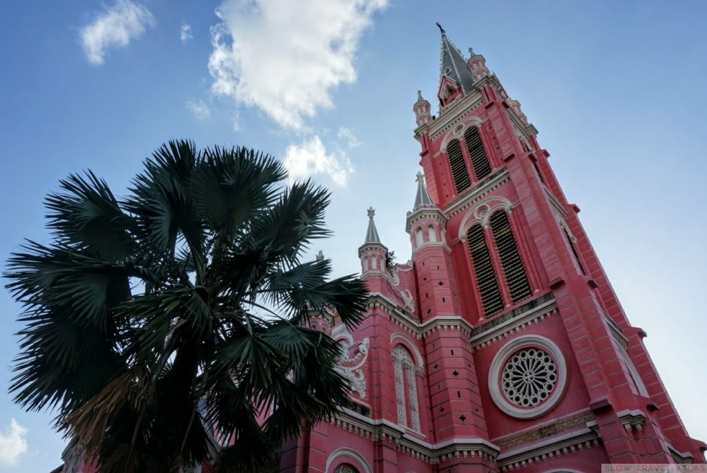 Tanh Dinh church in Ho Chi Minh City