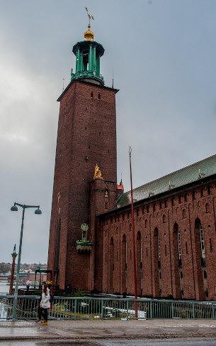 Stadshuset, Stockholm, Sweden - Photography by  Lola A. Åkerström