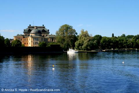 Drottningholm, Sweden - Annika S. Hipple