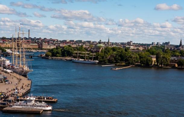 Summer in Stockholm, Sweden - Photography by  Lola Akinmade Åkerström