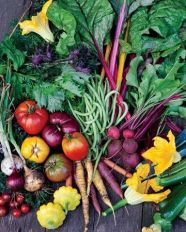 More vegetables Italy