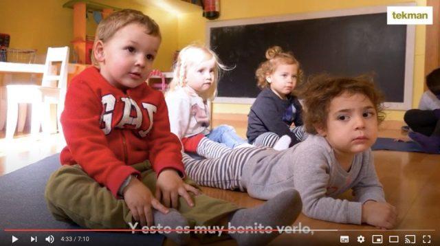 Mindfulness en el ciclo infantíl