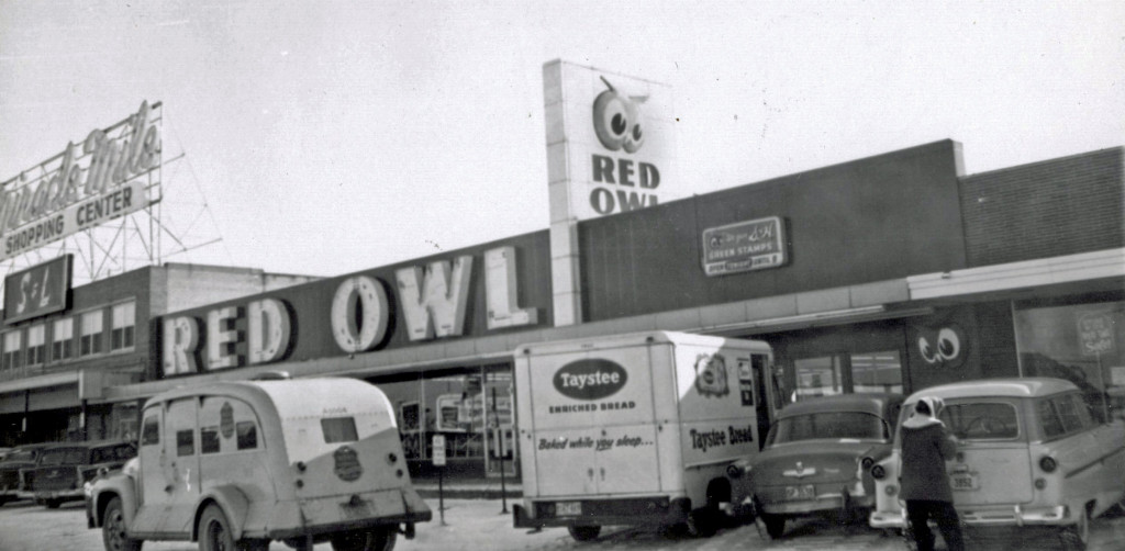 RED OWL STORE MIRACLE MILE St Louis Park Historical Society
