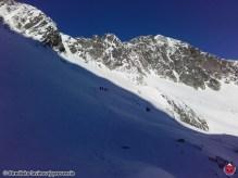 Testy stability snehovej pokrývky v Červenej doline