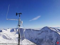 AMS Príslop jediná vrcholovka na slovenskej časti Západných Tatier.