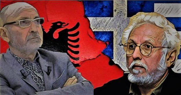 Ο Αλβανός Λιουμπόνια και ο Έλληνας Γραμματικάκης για τον Κατσίφα, Αχιλλέας Σύρμος