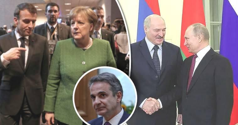 Η απύθμενη υποκρισία της ΕΕ – Δύο μέτρα και σταθμά για Λευκορωσία και Τουρκία | ΑΠΟΨΕΙΣ | Ορθοδοξία | orthodoxia.online | ΕΕ |  ΕΕ |  ΑΠΟΨΕΙΣ | Ορθοδοξία | orthodoxia.online