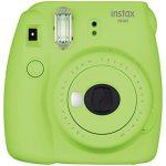 41PamPaF2JL - Fujifilm Instax Mini 9 Instant Camera - Lime Green