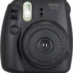 515U7jkMhlL - Fujifilm Instax Mini 8 Instant Film Camera (Black)