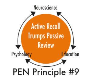 pen principle #9 button