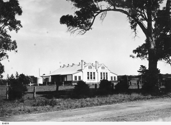 Mount Barker High School • Photograph • State Library of ...