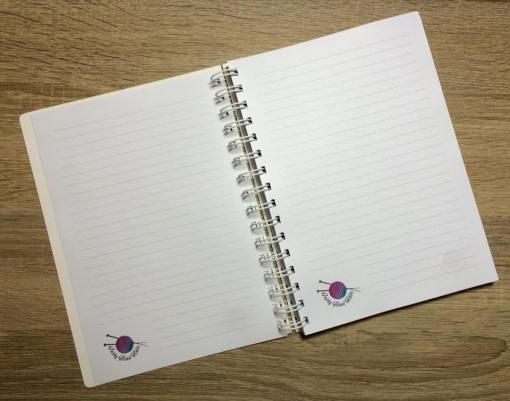 Wire Bound Custom Notebook SLS Creative