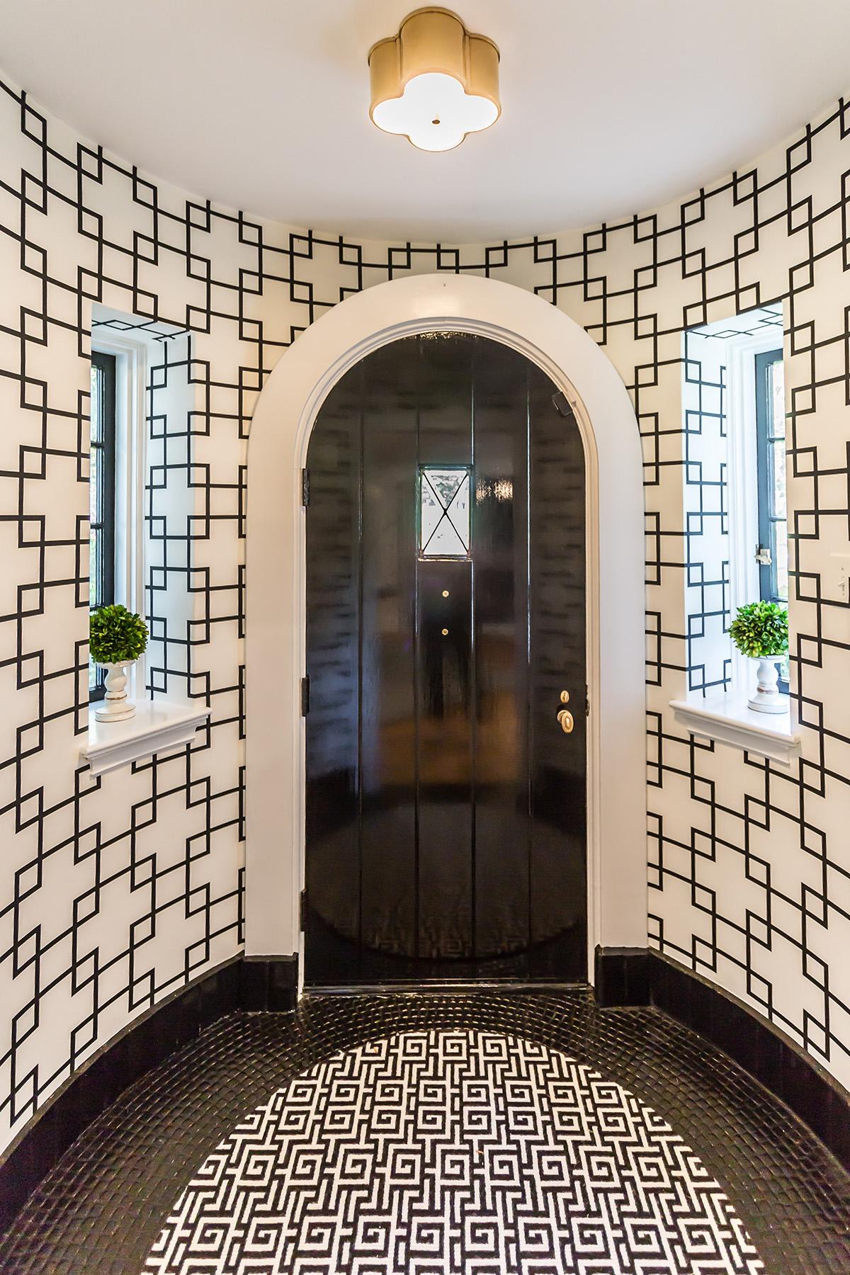 St Davids - Foyer