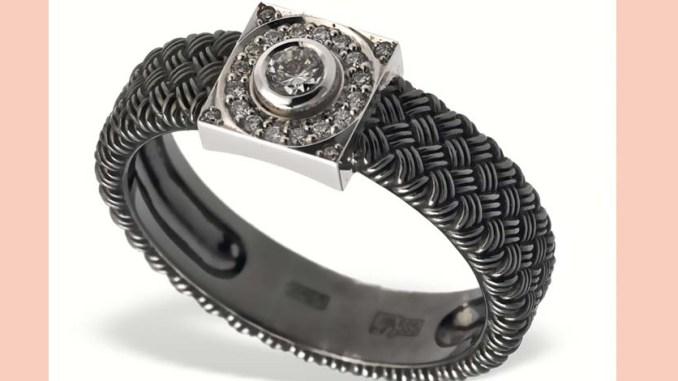 biżuterii ślubnej