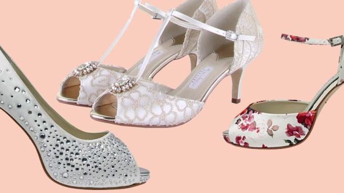 10 pomysłów na obuwie ślubne