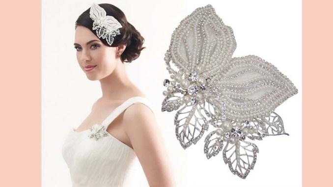 ozdoba głowy na wesele
