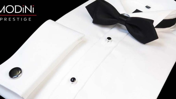Elegancka koszula na ślub